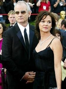 bill murray wife