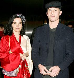 Bjork and Matthew Barney