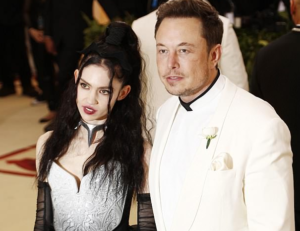 Grimes and Elon Musk a couple